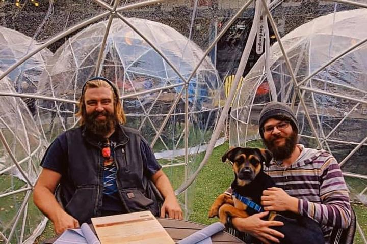 Igloo Dining With Your Dog: 7 Pet-friendly Restaurants With Outdoor Domes