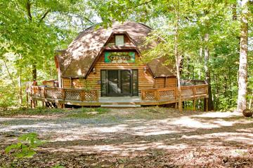 Pet Friendly Geodesic Dome House