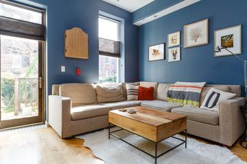 Pet Friendly Hoboken Luxury Apt + Outdoor Space