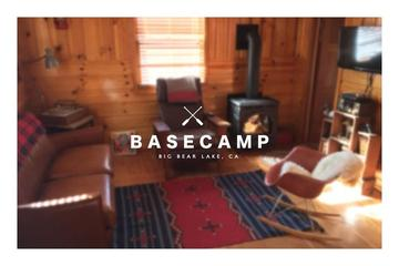 Pet Friendly Basecamp Cabin