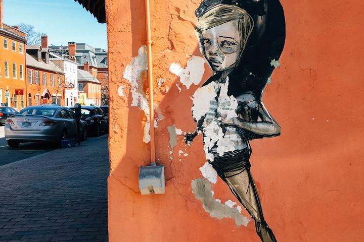 Pet Friendly Portsmouth - Explore Modern Street Art