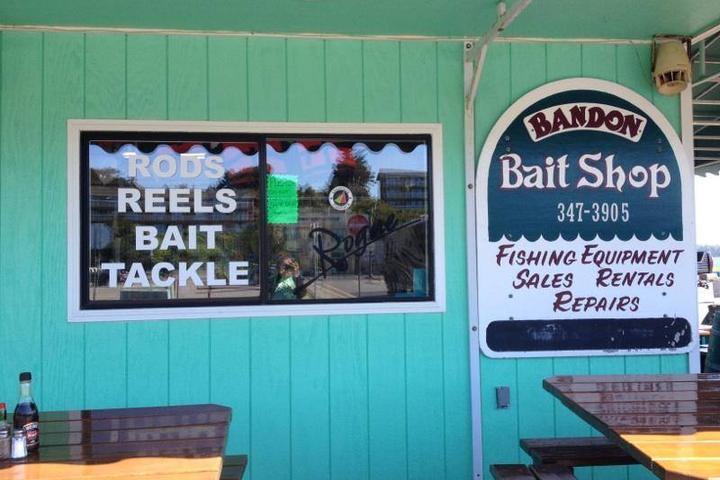 Pet Friendly Bandon Bait Shop