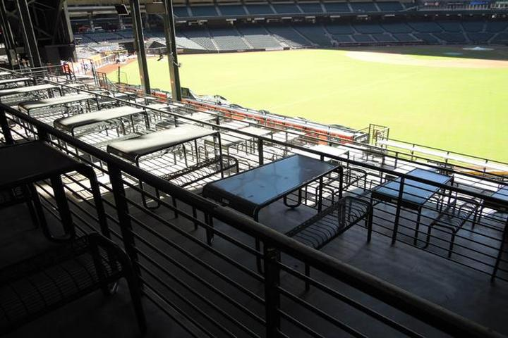 Pet Friendly PetSmart Charities Park at Chase Field