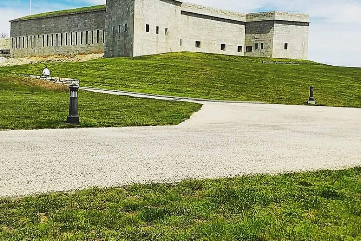 Pet Friendly Fort Trumbull State Park