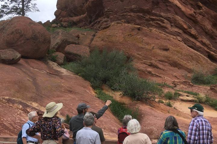 Pet Friendly Geology Tour of Golden and Morrison