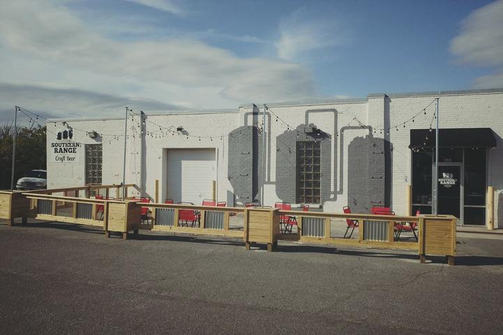 Pet Friendly Southern Range Brewing Co.