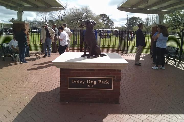 Pet Friendly Foley Dog Park