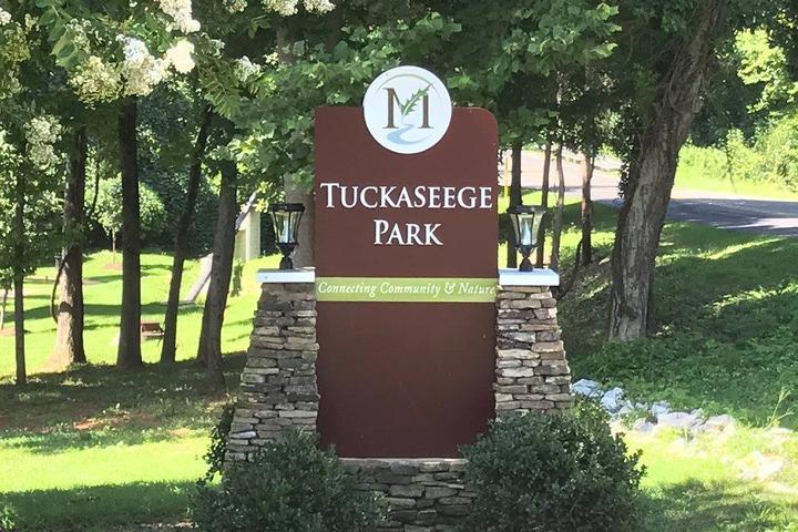 Pet Friendly Tuckaseege Dog Park