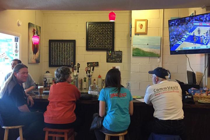 Pet Friendly Silver Coast Winery Tasting Room