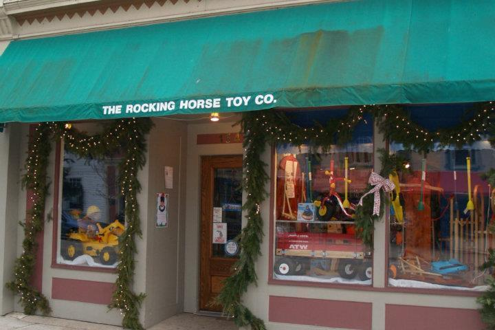 Pet Friendly The Rocking Horse Toy Company