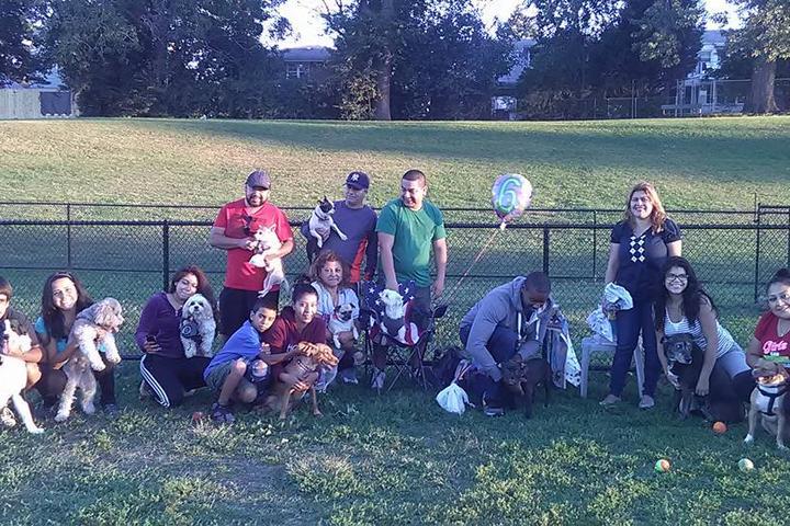 Pet Friendly Nash Park Dog Park