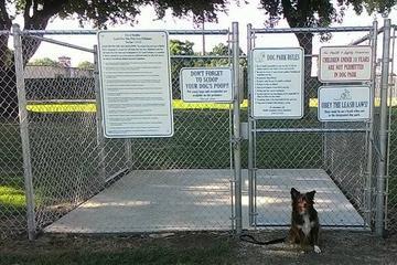 Pet Friendly Reedley Lions Community Dog Park