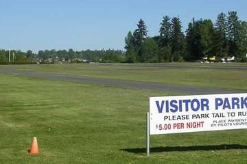 Pet Friendly Courtenay Air Park