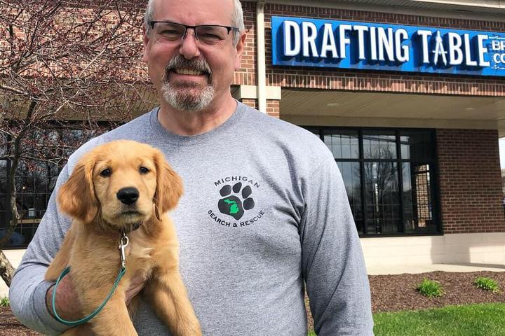 Pet Friendly Drafting Table Brewing Co.