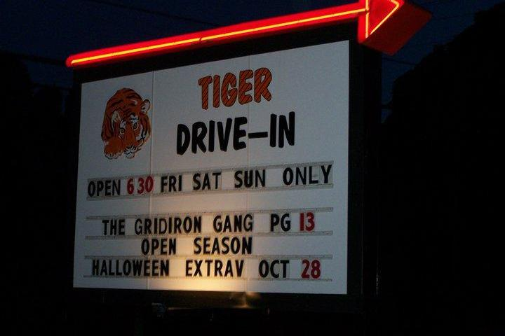 Pet Friendly Tiger Drive-in