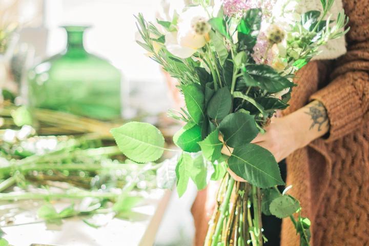 Pet Friendly Hands on Floral Design Workshop