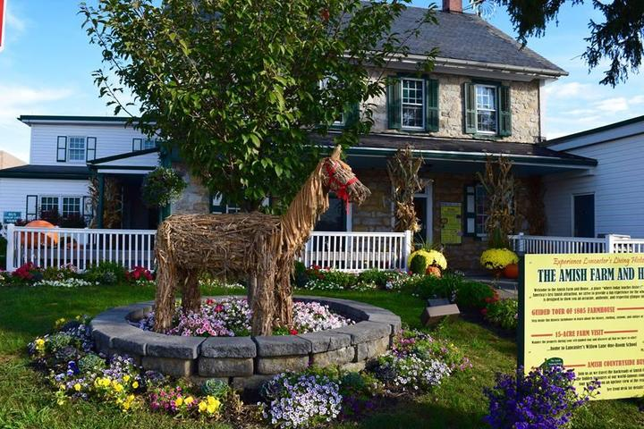 Pet Friendly The Amish Farm and House