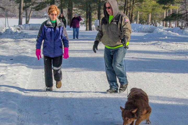 Pet Friendly Findley State Park