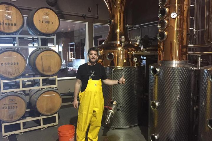 Pet Friendly Seaspirits Distillery
