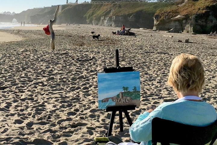 Pet Friendly Seascapes by the Sea