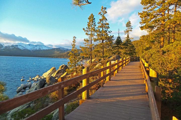 Pet Friendly Sand Harbor at Lake Tahoe Nevada State Park
