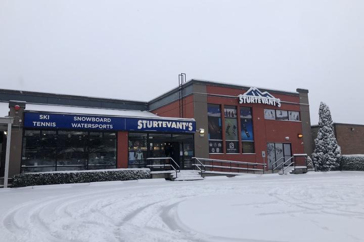 Pet Friendly Sturtevant's Ski Mart
