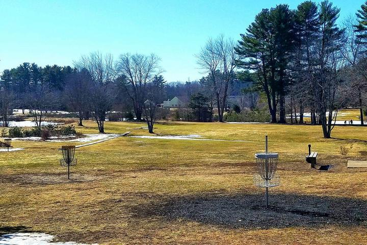 Pet Friendly Pleasant Hill Disc Golf and Pro Shop