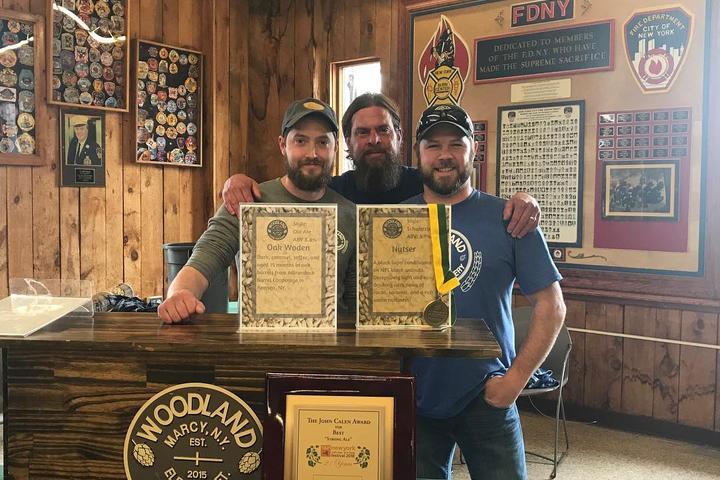 Pet Friendly Woodland Farms Brewery