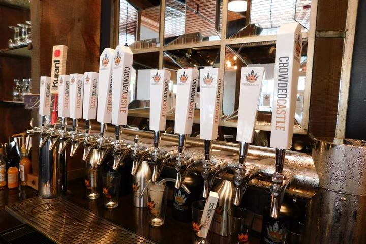 Pet Friendly Crowded Castle Brewing Company