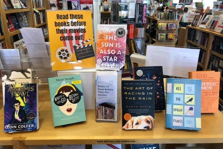 Pet Friendly Valley Bookseller