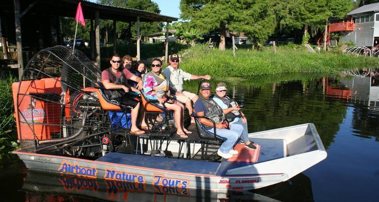 Alligators Unlimited Airboat Tours
