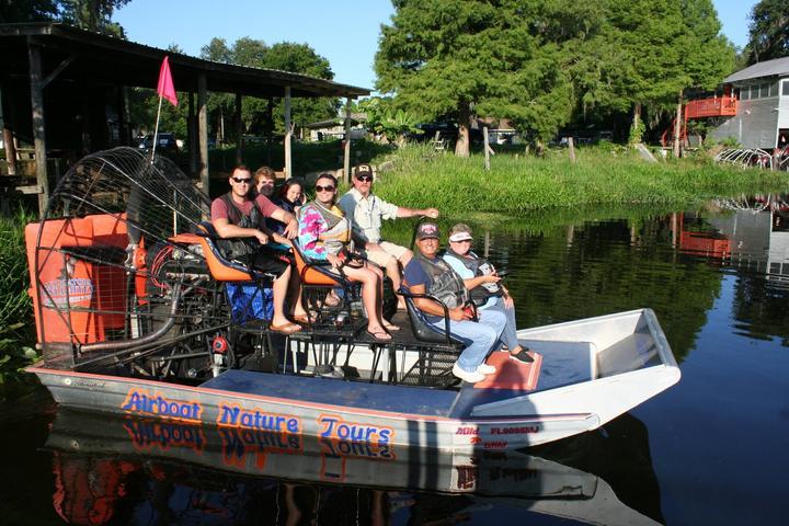 Pet Friendly Alligators Unlimited Airboat Tours