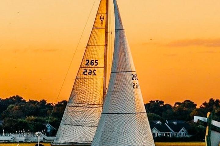 Pet Friendly Sail Charleston Harbor