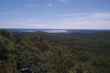 Pet Friendly Silvermine Lake to Black Mountain Trail
