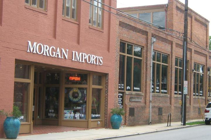 Pet Friendly Morgan Imports