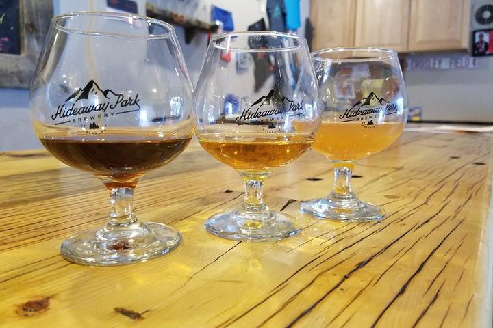 Pet Friendly Hideaway Park Brewery