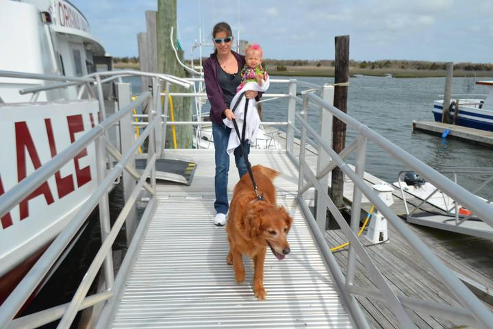 Pet Friendly Cape May Whale Watcher