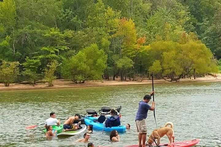 Pet Friendly Kerr Lake State Recreation Area