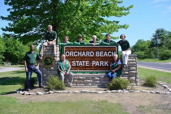 Pet Friendly Orchard Beach State Park