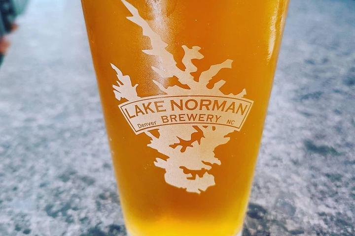Pet Friendly Lake Norman Brewery