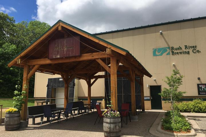Pet Friendly Rush River Brewing Company