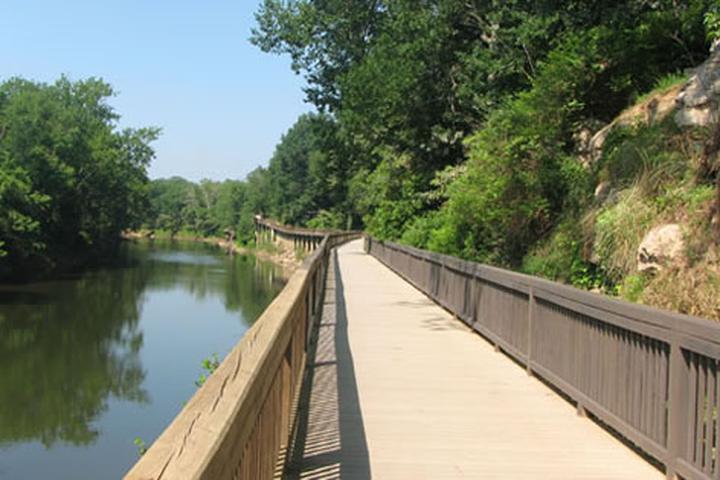 Pet Friendly Stones River Greenway