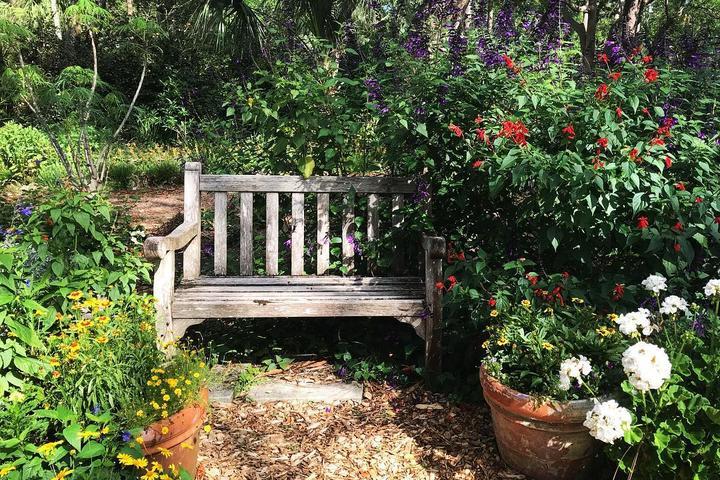 Pet Friendly Mead Botanical Gardens
