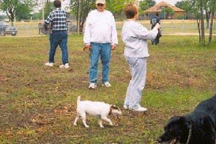Pet Friendly Hound Town Dog Park