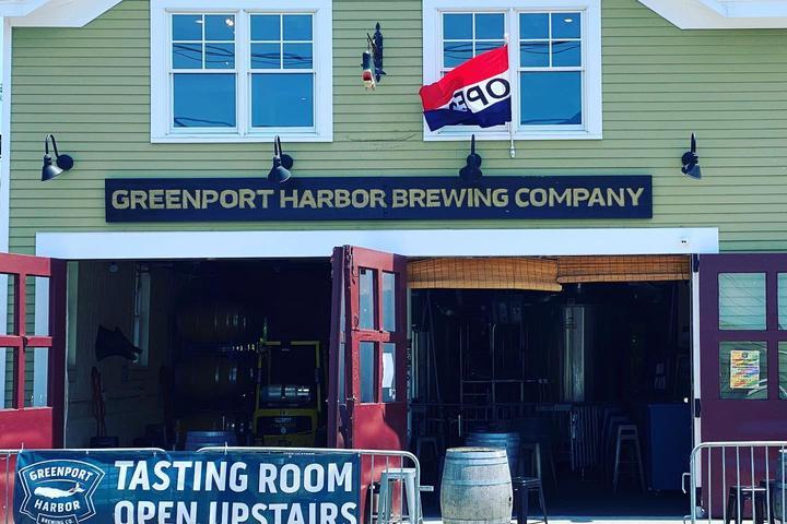 Pet Friendly Greenport Harbor Brewing Company