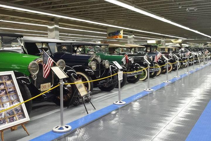 Pet Friendly Tallahassee Automobile Museum