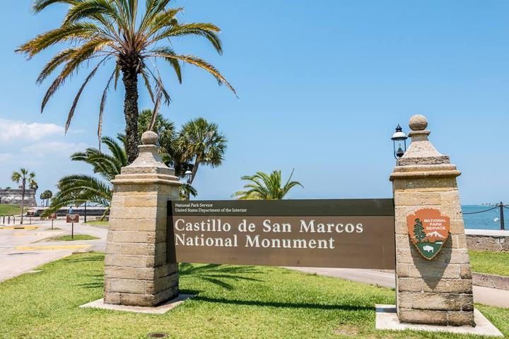 Pet Friendly Castillo de San Marcos National Monument