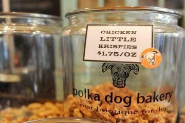 Pet Friendly Polka Dog Bakery