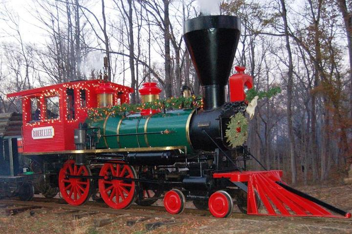 Pet Friendly Historic Jefferson Train Ride