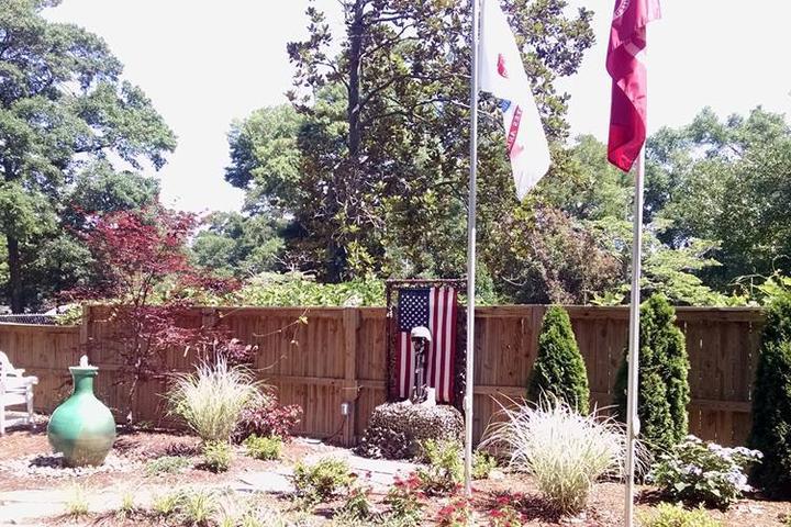 Pet Friendly New Hanover County Arboretum